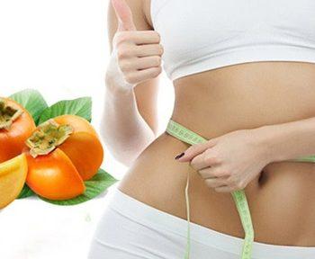 Những lưu ý khi ăn hồng giảm cân